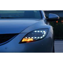 Фары для Mazda 6 2007-2012 (фото)