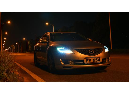 Фары для Mazda 6 2007-2012