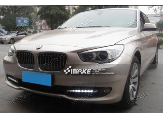 ДХО для BMW 5 F10 GT 2010-13 (фото)