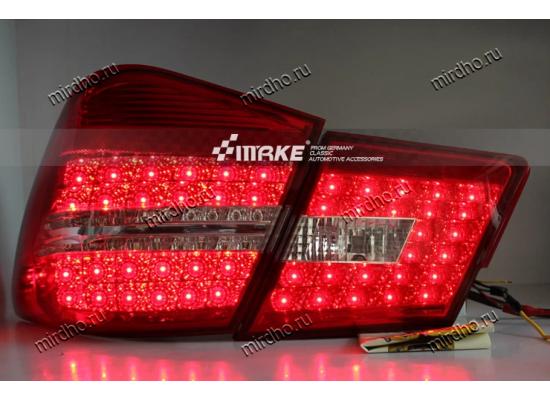 Задняя оптика для Chevrolet Cruze 2009-13 в стиле Мерседес (фото)