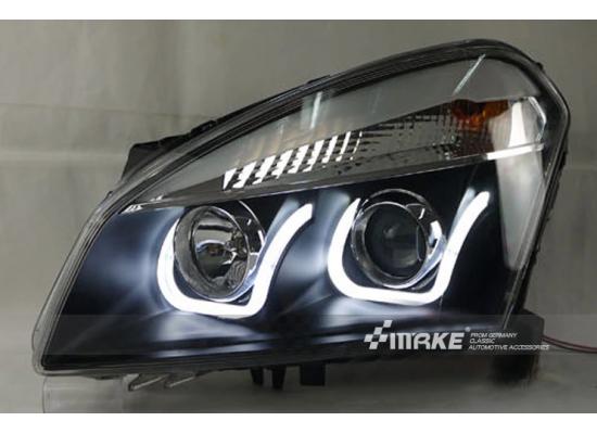 Фары для Nissan Qashqai Вариант 1 (фото)