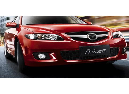 Фары для Mazda 6 2002-08