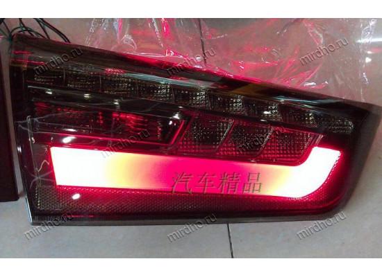 Задние фонари на Mitsubishi ASX I 2010-12 и II 2013-по н.в.
