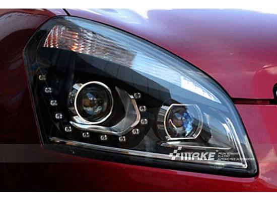 Фары для Nissan Qashqai Вариант 2 (фото)