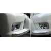 ДХО для Toyota Land Cruiser Prado 150 2009-13 Хром