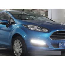 ДХО для Ford Fiesta 2014-2015 Вариант 2 (фото)