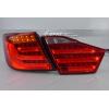 Задние фонари на Toyota Camry 7 2011-14 в стиле БМВ 7 вариант 1