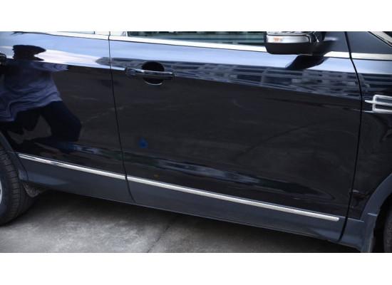 Накладки на двери для Ford Kuga 2 2012-18 (фото)