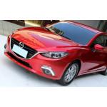ДХО для Mazda 3 III 2013 - 2016. Вариант 2 Полоса COB