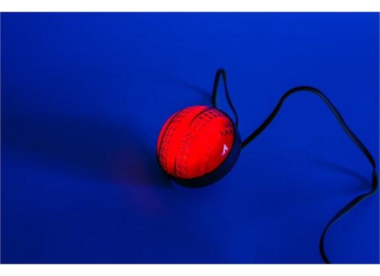 Круглые светодиодные габариты и стоп-сигнал в задний бампер для Mitsubishi ASX (2013-)/Toyota Highlander (2008-2010) (фото)