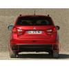 Круглые светодиодные габариты и стоп-сигнал в задний бампер для Mitsubishi ASX (2013-)/Toyota Highlander (2008-2010)