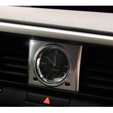 Хромированная накладка для часов для Lexus RX 2015-по н.в. (фото)