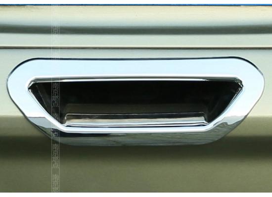 Хромированная накладка на ручку багажника для Ford Kuga 2 2013-16 и Рестайлинг 17+ (фото)