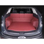 Кожаная обшивка багажника для Mazda CX-5 1 2011-2017 и 2 2017+