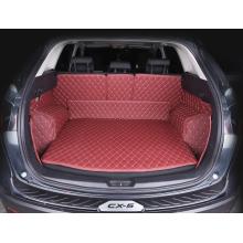 Кожаная обшивка багажника для Mazda CX-5 (фото)