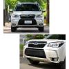 ДХО для Subaru Forester 4 2013-16 Белые (фото)