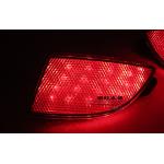 Задние габариты + доп. стоп сигналы Mazda 3 III хэтчбек 2013 - по н.в. Тайвань