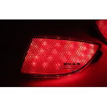 Задние габариты + доп. стоп сигналы Mazda 3 III хэтчбек 2013 - по н.в. Тайвань (фото)