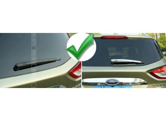 Хромированная накладка на заднюю щетку для Ford Kuga 2 2013-18 (фото)