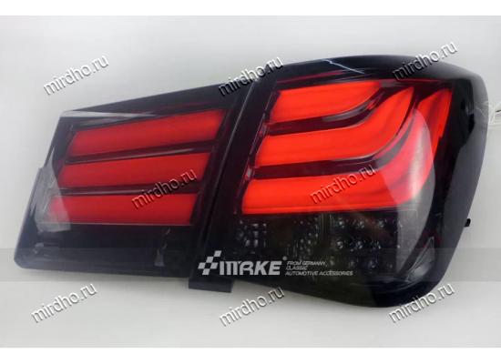 Задняя оптика для Chevrolet Cruze 2009-13 в стиле БМВ 5 серии