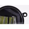 Светодиодные противотуманные фары с ДХО С-образные для Toyota и Lexus