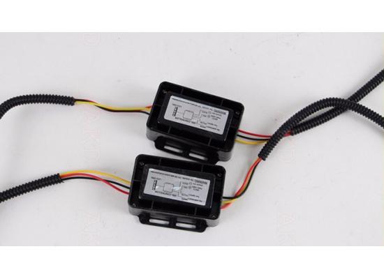 ДХО для Chevrolet Tracker 3 2013 - по н.в. Вариант 2 (фото)