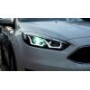 Фары для Ford Focus 3 2014-19 рестайлинг Вариант 1 (фото)
