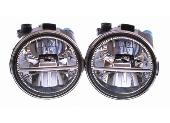 Светодиодные ПТФ для Nissan \ Infiniti в стиле BMW (фото)