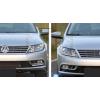ДХО для Volkswagen Passat СС Рестаилинг 2011-по н.в. Полоса последнего поколения (фото)