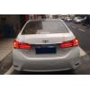 Задняя оптика для Toyota Corolla 11 2012-16 (фото)