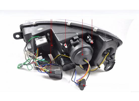 Фары для Audi A6 III 2004 - 08
