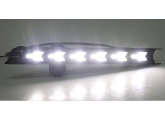 ДХО для Mazda CX 5 2-е поколение 2017-по н.в. вариант 1