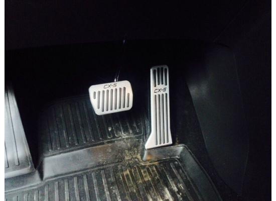 Накладки на педали для Mazda CX-5 (фото)
