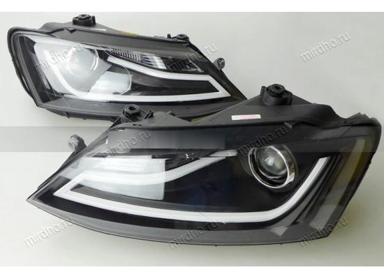 Фары для Volkswagen Jetta 6 Вариант 3 (фото)