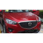 Хромированная накладка на капот для Mazda CX-5 2011-17
