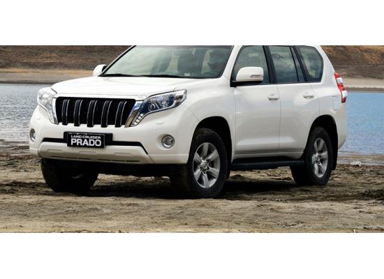 Фары для Toyota Prado 2013-2017. Вариант 3