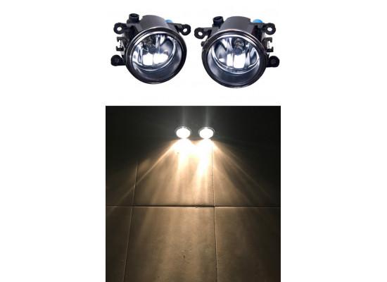 Штатные ПТФ с лампой (фото)