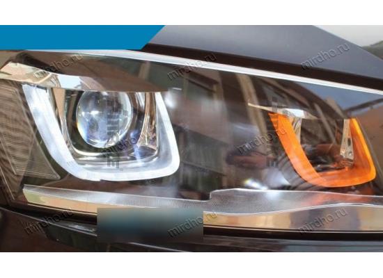 Фары для Volkswagen Jetta 6 Вариант 4 (фото)