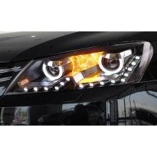 Фары для Volkswagen Passat B7 2011-2015 Вариант 2 (фото)