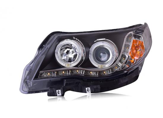 Фары для Subaru Forester III 2007-2012 Вариант 2