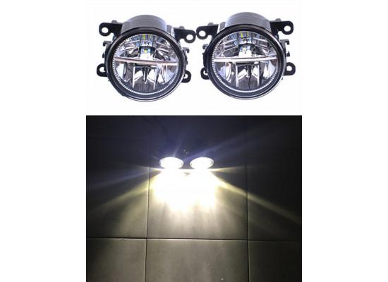 Светодиодные ПТФ в стиле BMW (фото)