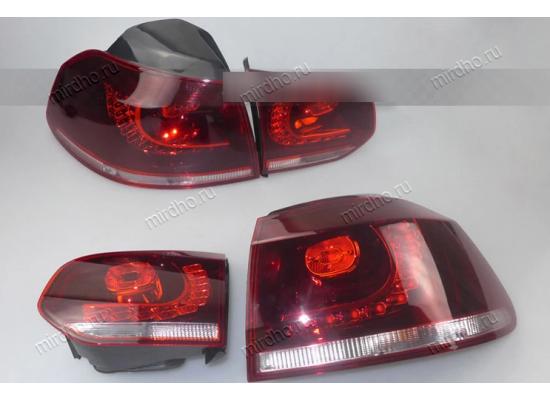 Задние фонари для Volkswagen Golf  6 Вариант 5