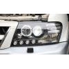Фары для Mitsubishi Pajero III 2000-06 Eagle Eyes