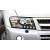 Фары для Mitsubishi Pajero III 2000-06 Eagle Eyes (фото)