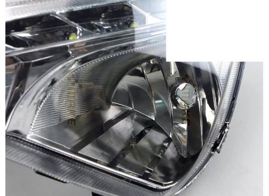 Противотуманные фары с ДХО для Kia Sportage 3 2010-16 (фото)