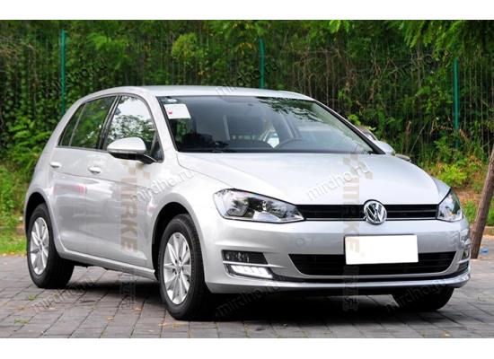 ДХО для Volkswagen Golf 7 2012-17. Вариант 2