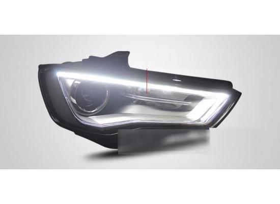 Фары для Audi A3 2014 - 15 (фото)