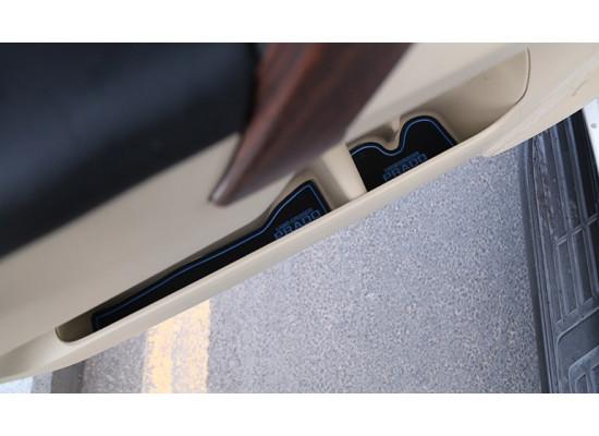 Комплект ковриков для Toyota Land Cruiser Prado Рестайлинг 2 2017- по н.в. (фото)