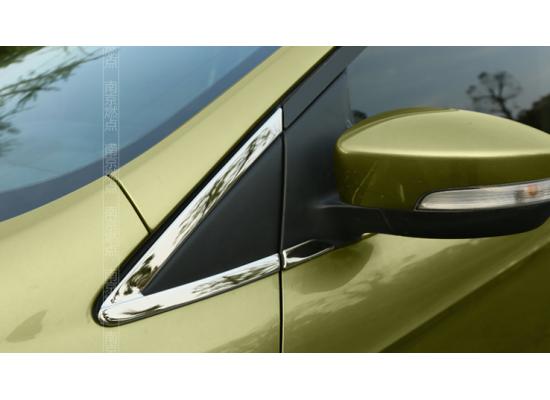 Хромированные накладки на окна для Ford Kuga 2 2012-16