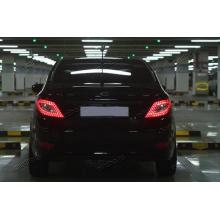 Задние фонари для Hyundai Solaris. Вариант 1 (фото)